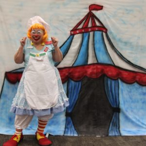 Cheerful Clowns Alley 166