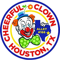 Cheerful Clown Alley 166 Houston TX